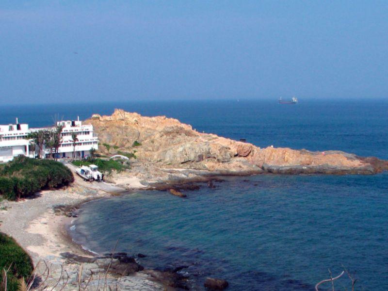 Cape D'Aguilar in Shek O, Hong Kong Island. Photo: Wikipedia