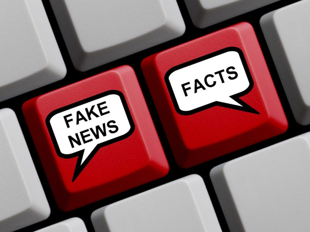 Determining fake news from facts can often be difficult. Photo: iStock