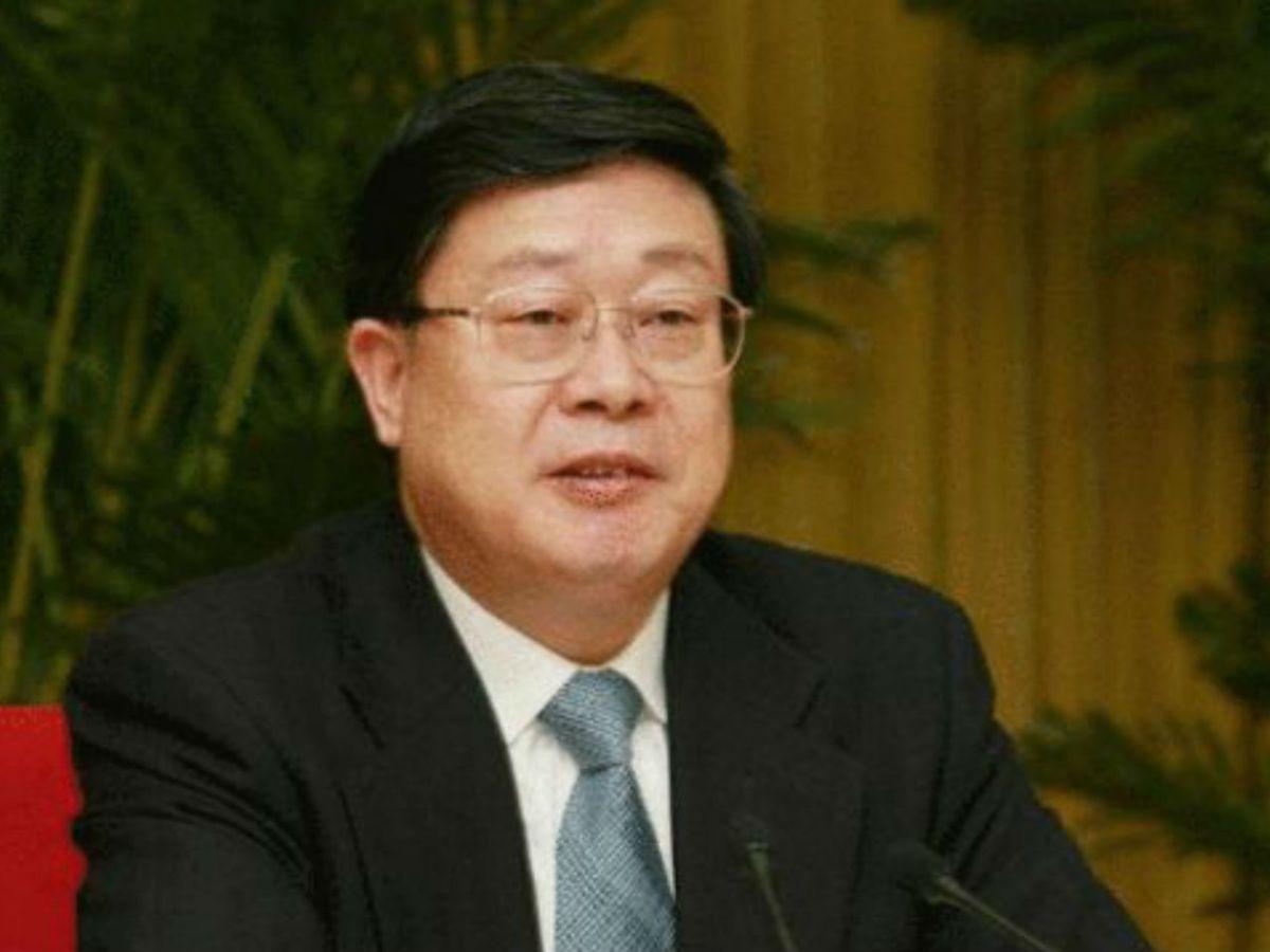 Huang Xingguo Photo: CCTV
