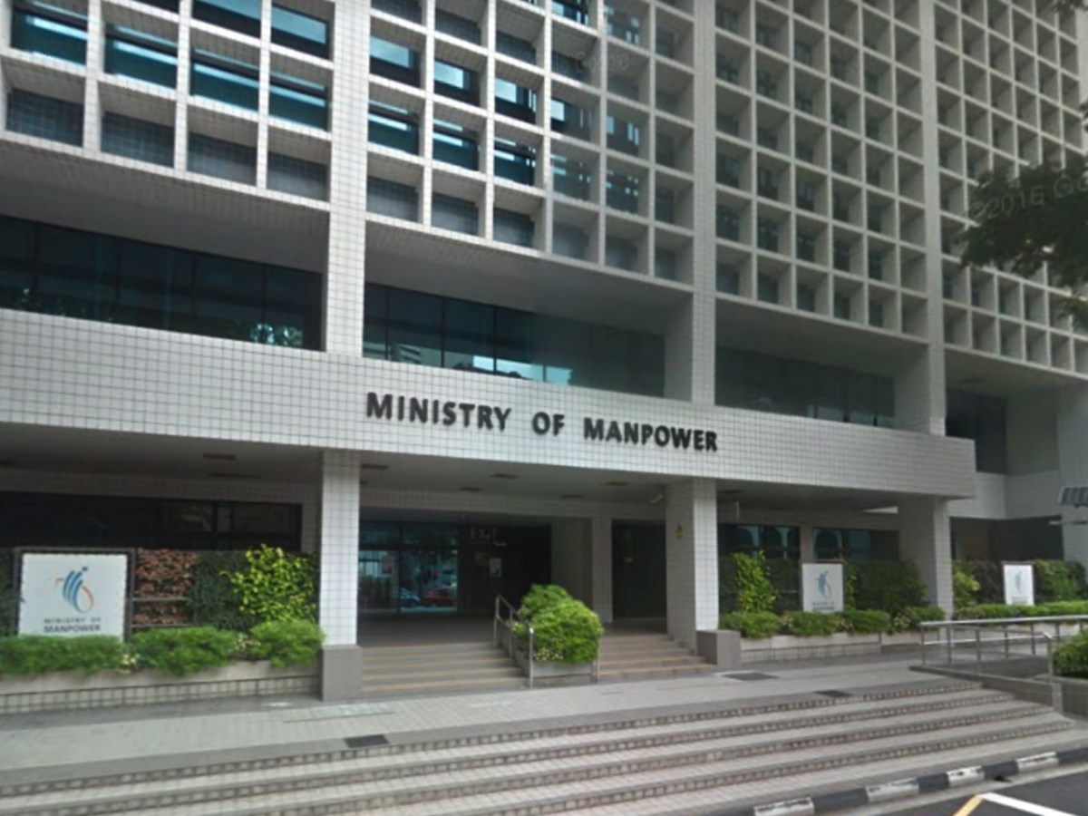 The Ministry of Manpower in Singapore. Photo: Google Maps