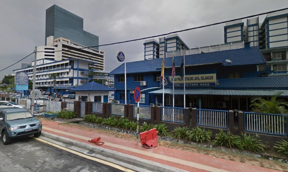 Petaling Jaya Police Station, Petaling District, Selangor, Malaysia. Photo: Google Maps