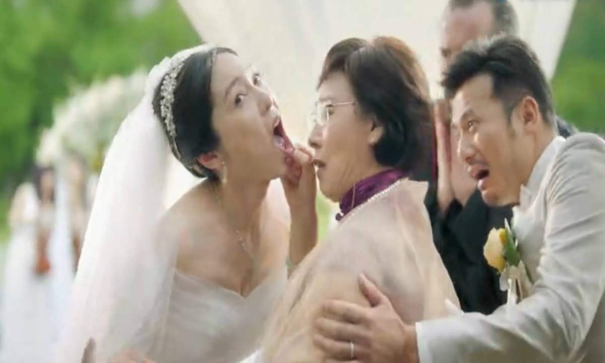 An Audi commercial that compared marrying a woman to buying a second-hand car drew a strong backlash. Photo: YouTube