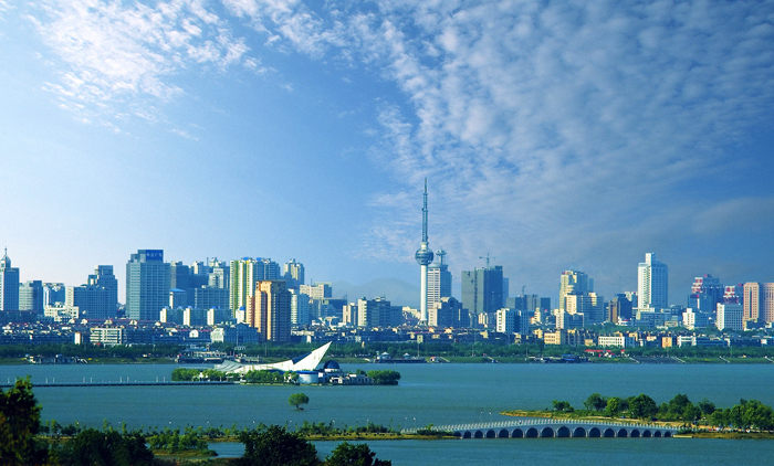 Xuzhou City, Jiangsu Province. Photo: Wikimedia Commons