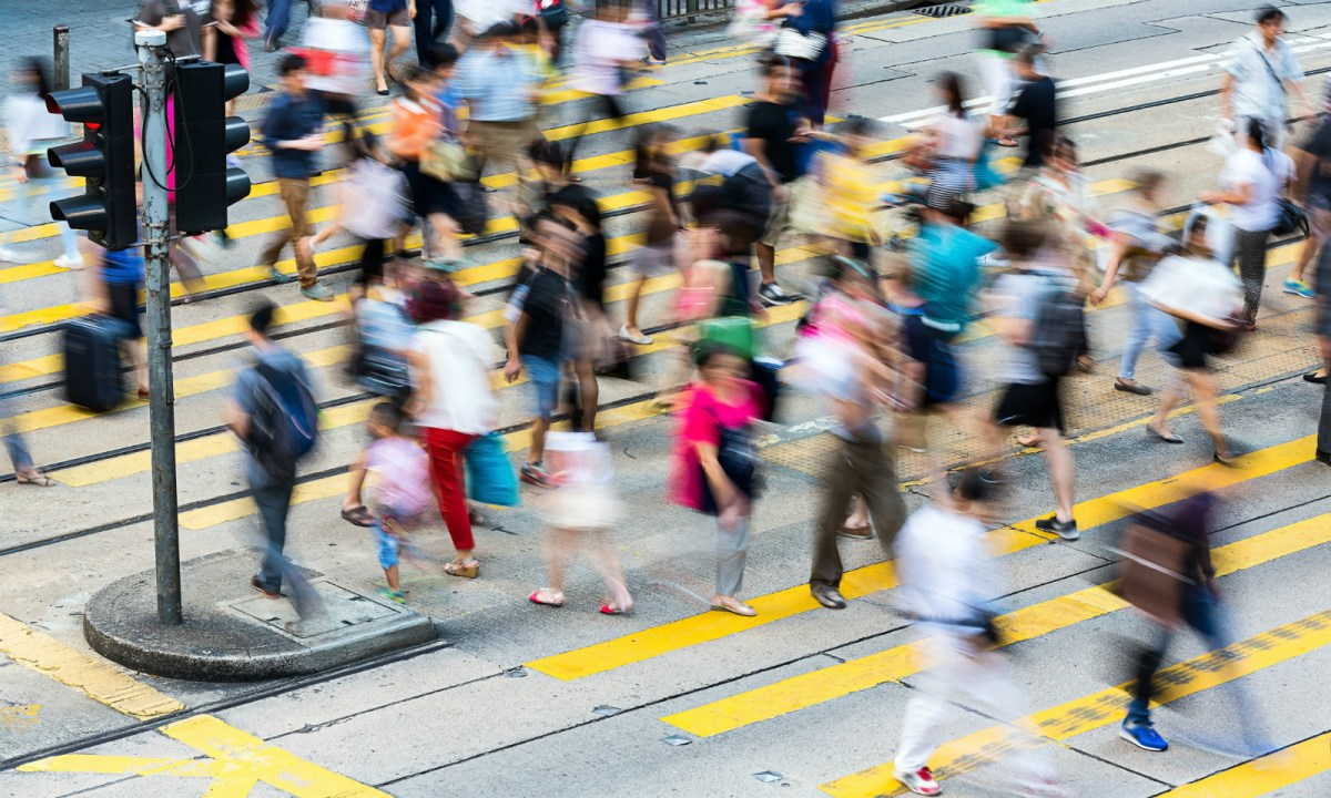 There are more females in Hong Kong than males, even after excluding foreign domestic helpers, who are predominantly female. Photo: Getty Images