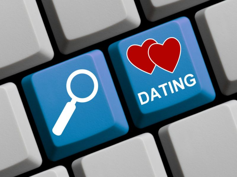 There are many scammers on online dating sites. Photo: iStock