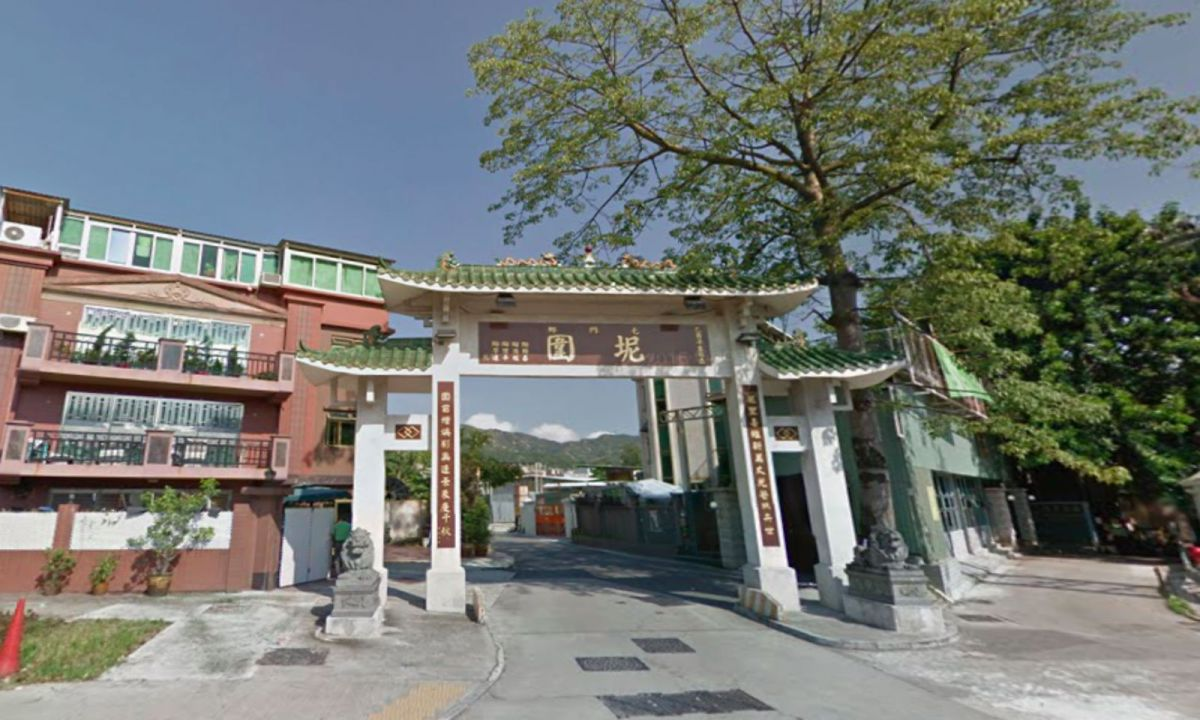 Nai Wai in Tuen Mun in the New Territories. Photo: Google Maps