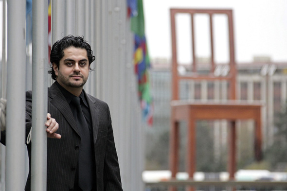 Baloch nationalist leader Mehran Marri was recently denied entry into Switzerland at the behest of the Pakistan government. Photo: Wikimedia Commons