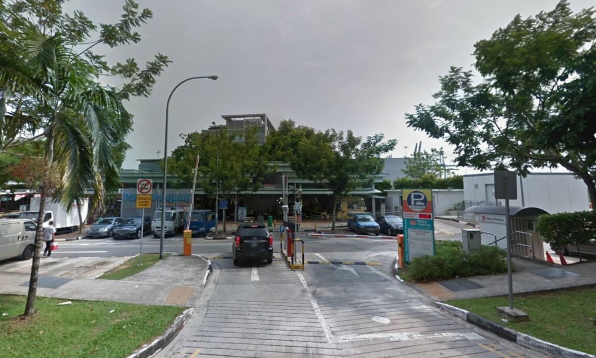 A food center in Pasir Panjang, Singapore. Photo: Google Maps