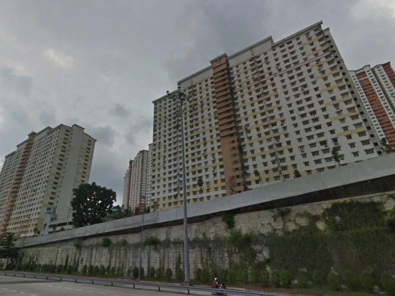 Flora Damansara, Petaling Jaya, Selangor, Malaysia. Photo: Google Maps