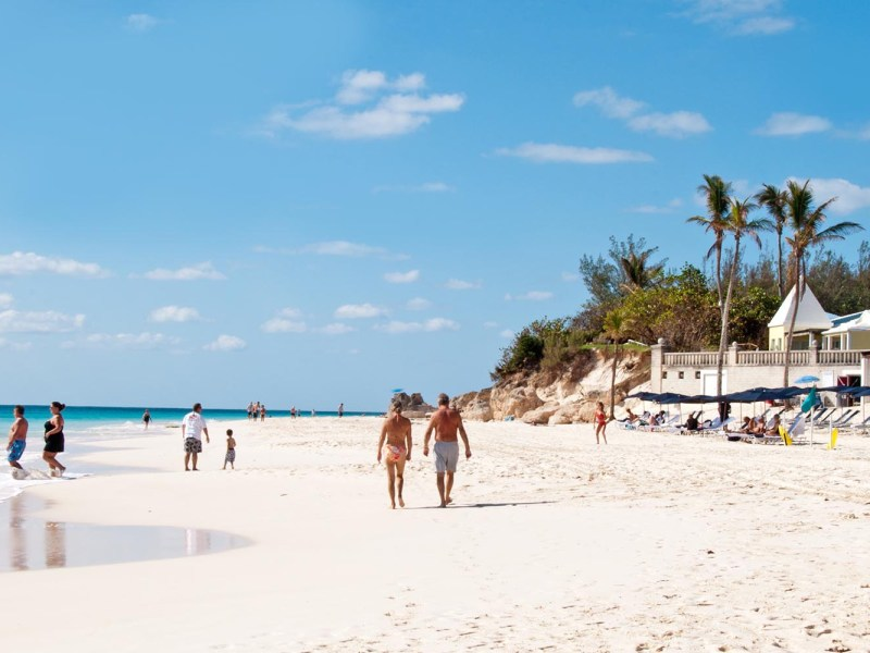 Elbow Beach in Bermuda. Photo: iStock