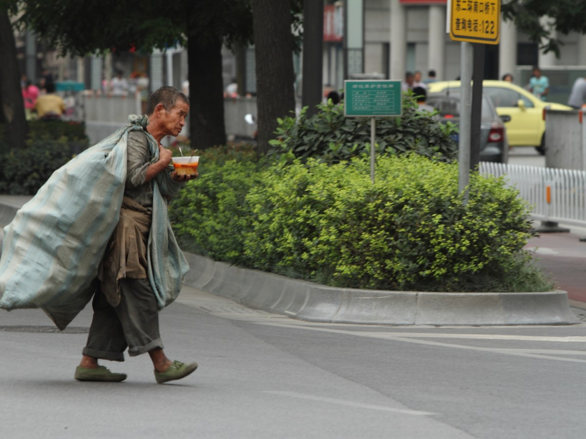 Armut in China. Photo: iStock