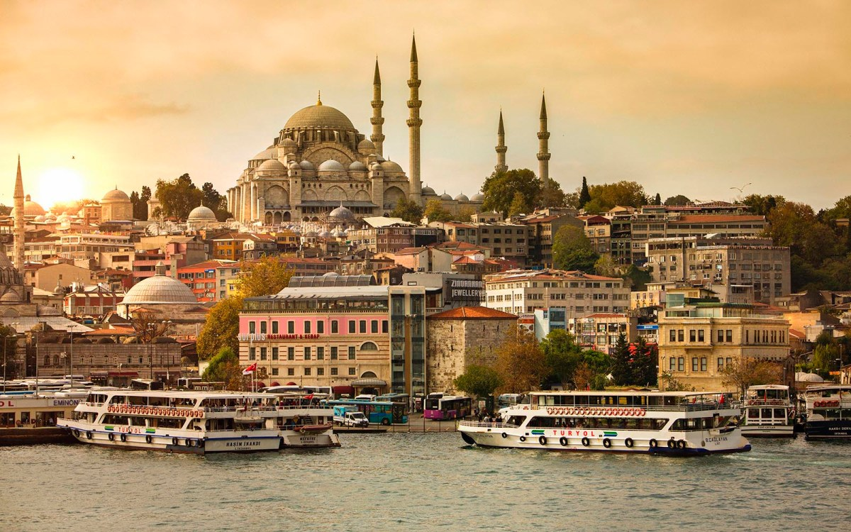 Turkey is strategically positioned to profit from the rail projects. Photo: iStock