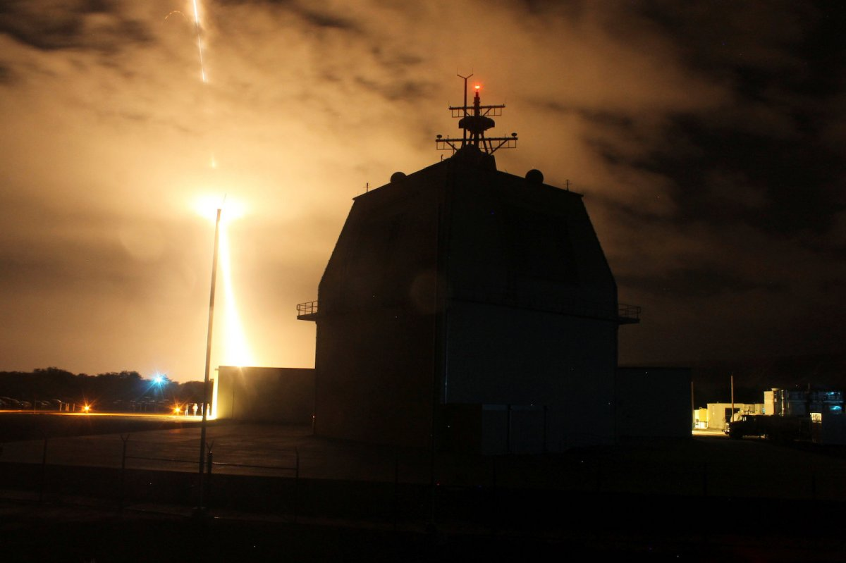 The land-based Aegis Ashore Missile Defense Test Complex in Kauai, Hawaii. Photo: US Missile Defense Agency via Reuters