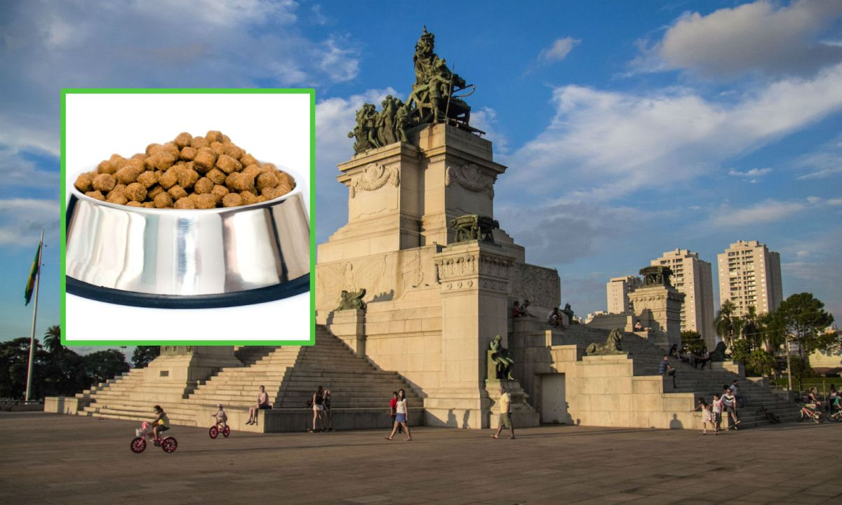 A maid had to eat dog food to survive while working in Brazil. Photos: iStock, Wikimedia Commons (Luiz coelho)
