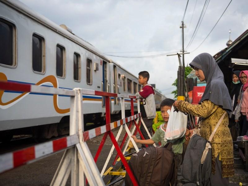 Indonesia's creaking railway network desperately needs to be upgraded. Photo: iStock