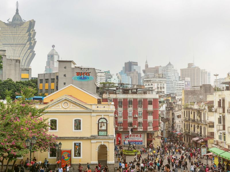 Macau's government is considering a revised minimum wage law. Photo: iStock
