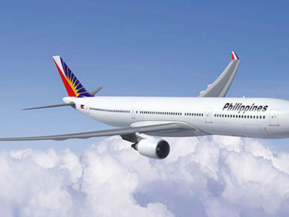 A Philippine Airlines AirBus A330. Photo: Philippine Airlines