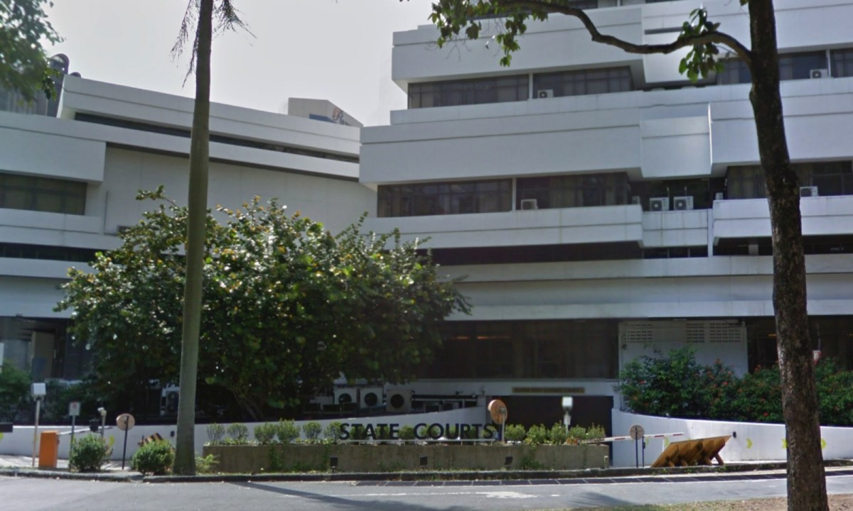 The State Courts in Singapore. Photo: Google Maps