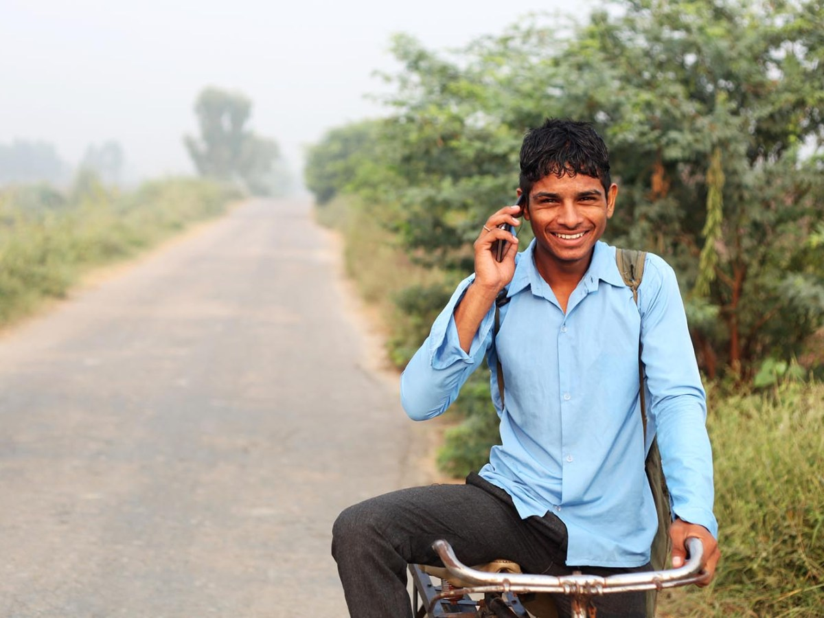 The Telecom Regulatory Authority of India, working in association with IBM, has completed a series of blockchain-based pilot projects to improve the country's mobile network. Photo: iStock