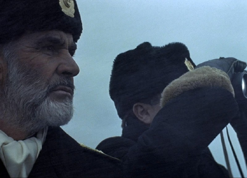 A still from the 1990 movie Hunt for Red October.