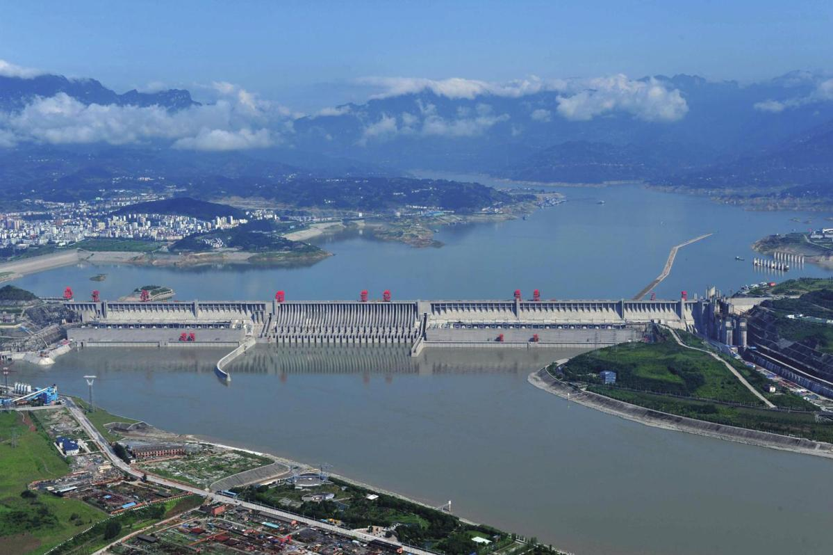 asiatimes.com: Two missiles could blow up Three Gorges: strategist