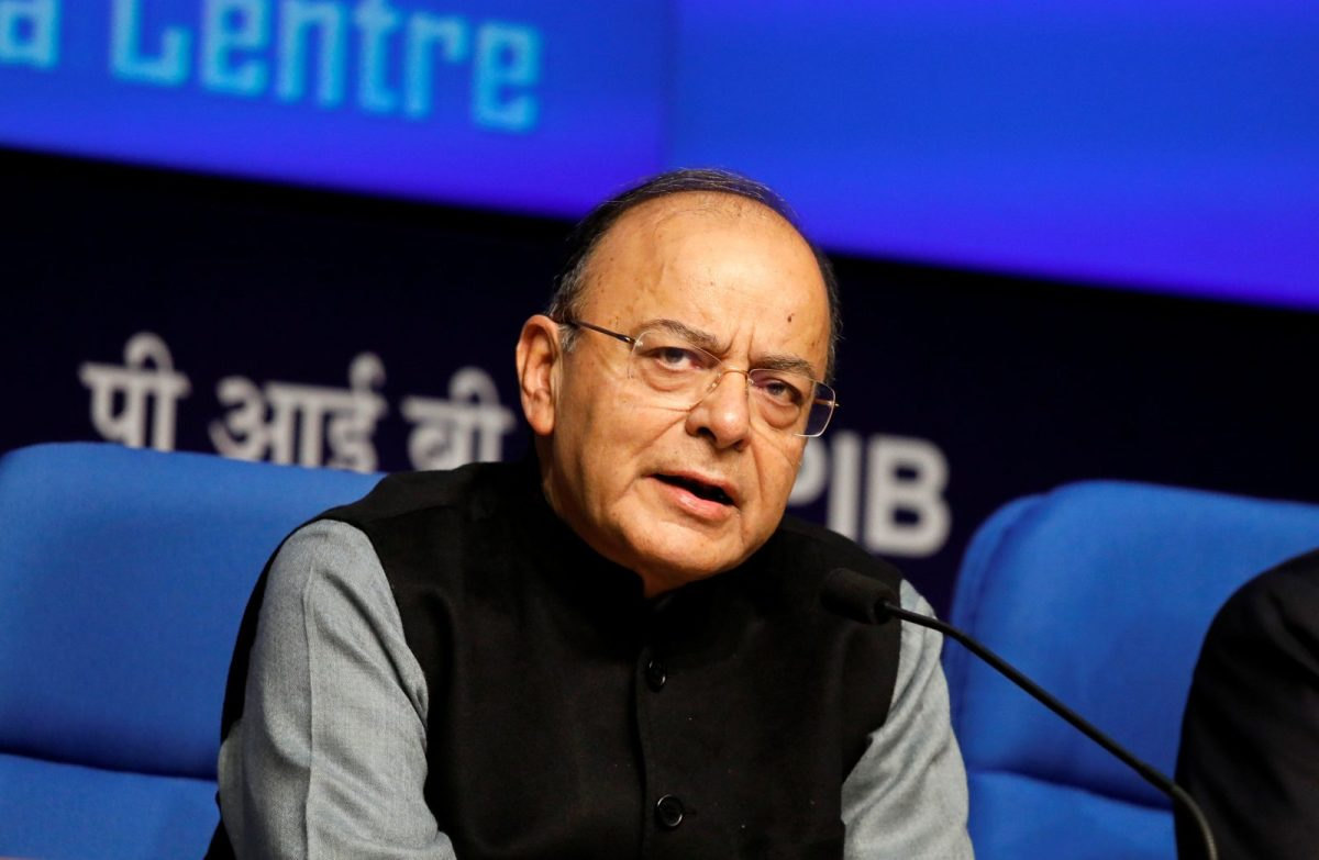 Indian Finance Minister Arun Jaitley has a long history of ill health. Photo: Reuters/Saumya Khandelwal