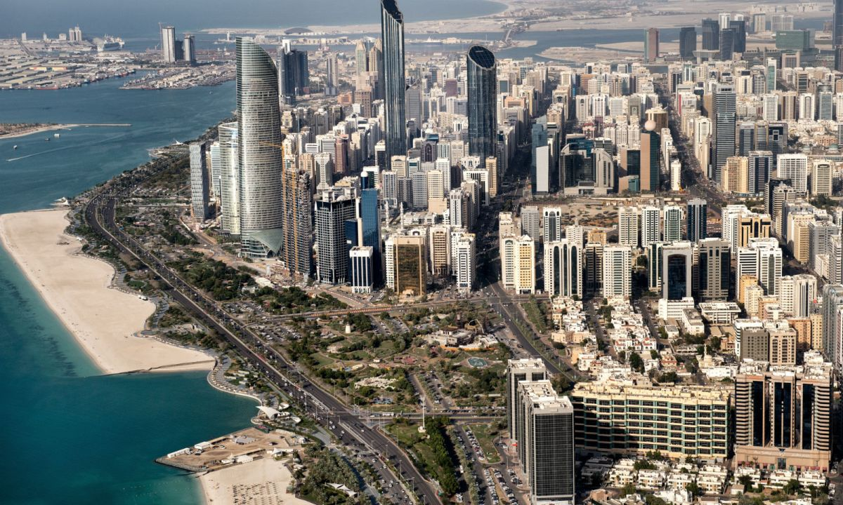 Abu Dhabi in the United Arab Emirates. Photo: iStock