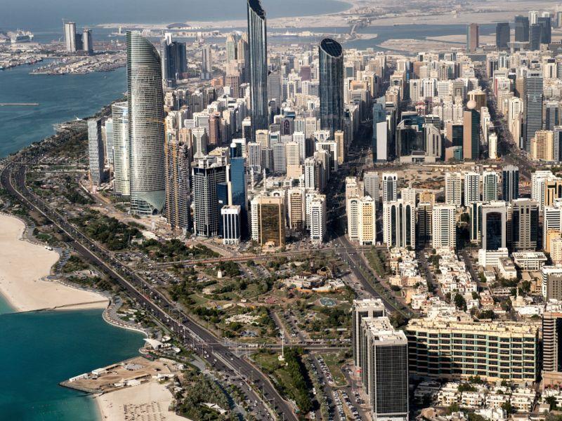 Abu Dhabi in the United Arab Emirates. Photo: iStock