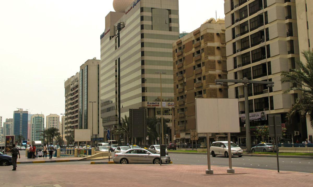 Abu Dhabi in the United Arab Emirates. Photo: Wikimedia Commons, Francisco Anzola