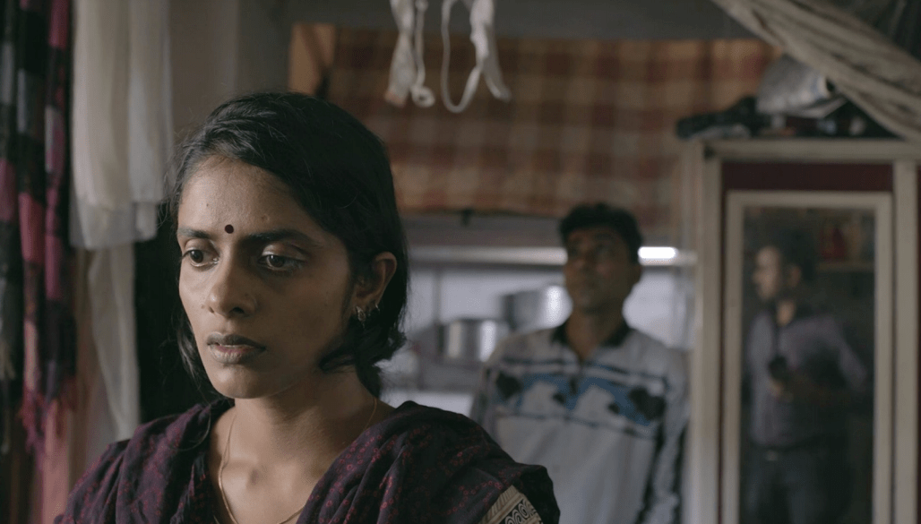 A still from Counterfeit Kunkoo, which looks at difficult themes such as marital rape. Photo: Courtesy Reema Sengupta