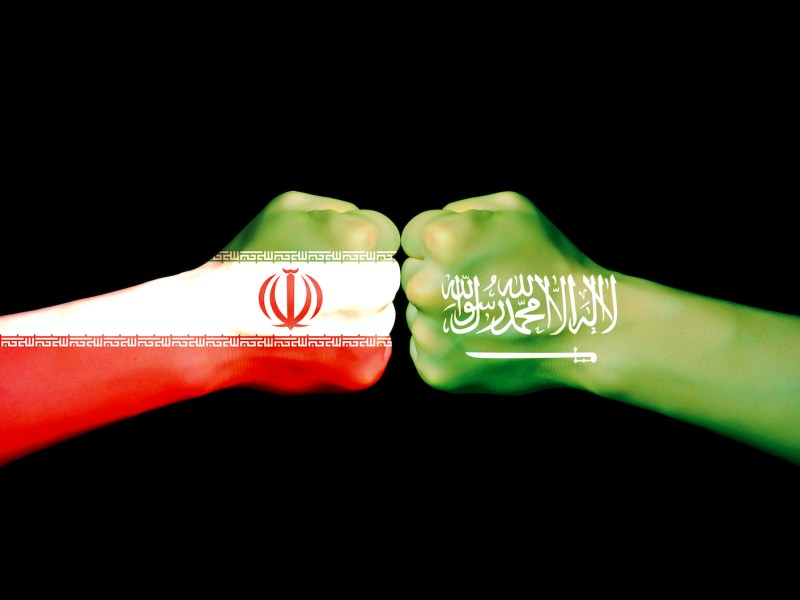 The conflict between Iran and Saudi Arabia has deep historical roots. Illustration: iStock