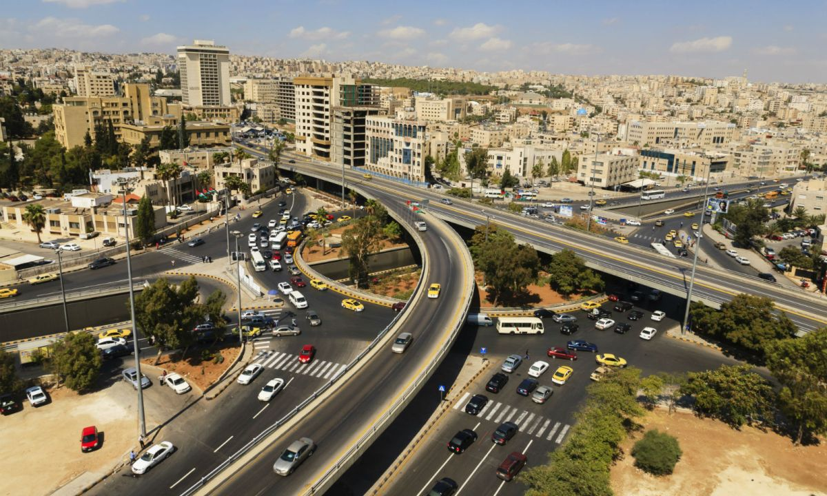 Amman, the capital of Jordan. Photo: Wikimedia Commons, Tareq Ibrahim Hadi