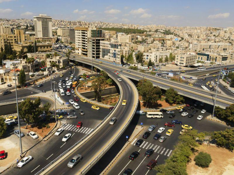 Amman, the capital of Jordan. Photo: Wikimedia Commons, Tareq Ibrahim Hadi