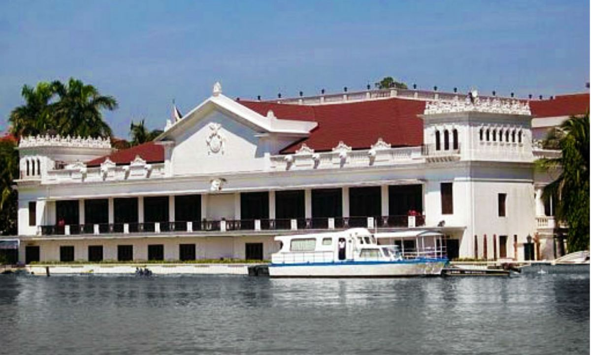 Malacañang Palace, the official residence and workplace of the president of the Philippines. Photo: Wikimedia Commons, LordAntagonist