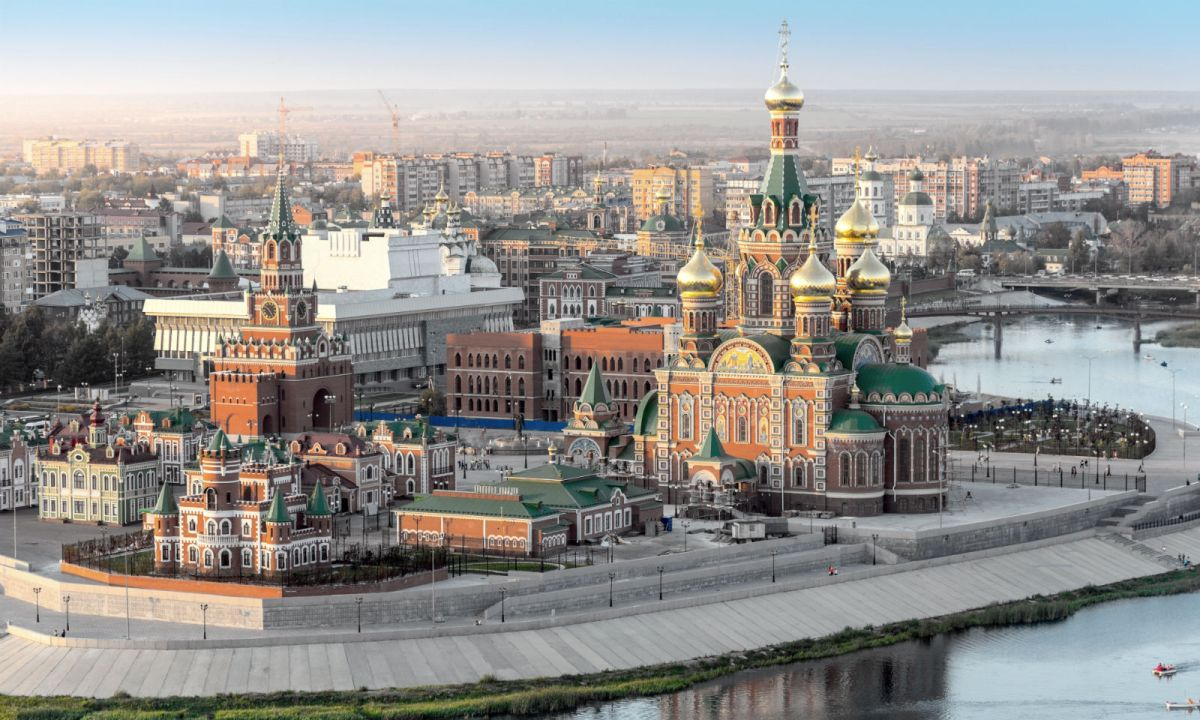 Moscow, Russia. Photo: iStock