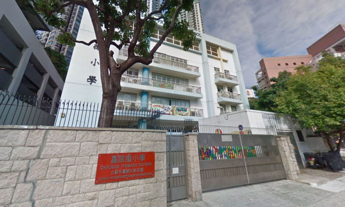 Wong Tai Sin in Kowloon. Photo: Google Maps
