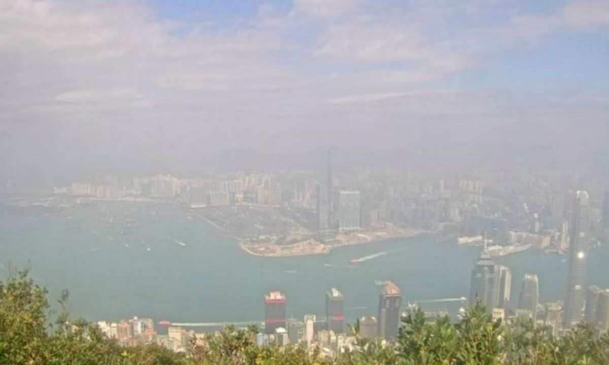 A cold weather stream will move into Hong Kong next week. Photo: HK Observatory