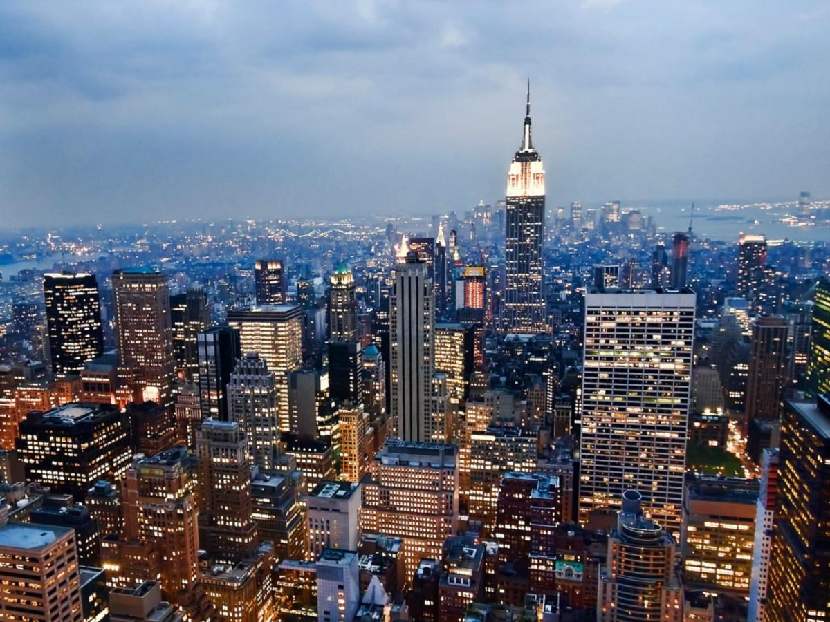 View of New York City. Photo: Wikipedia