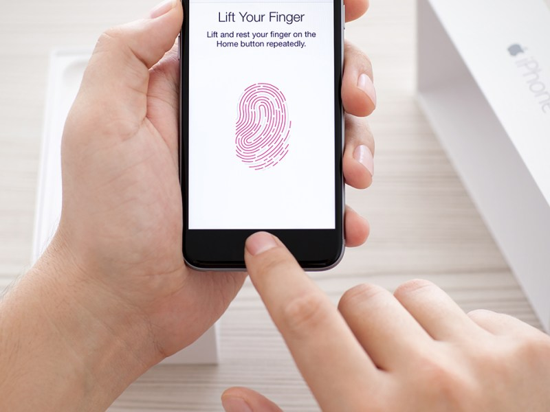 Seemingly secure fingerprint recognition is more vulnerable to threats and tricks than many think. Photo: Handout