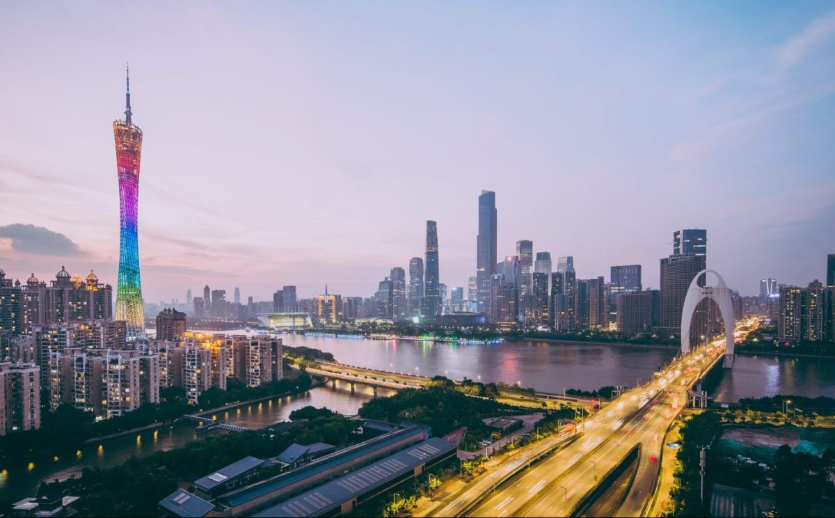 Guangzhou, China. Photo: iStock