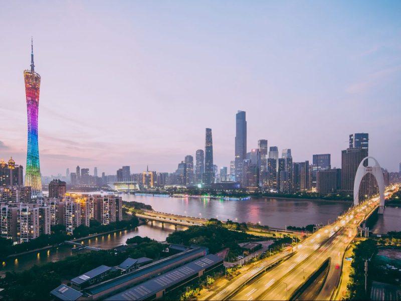 Guangzhou, China. Photo: iStock