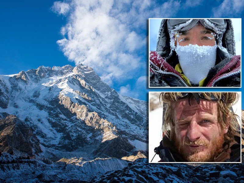 It was a deadly race against time to save trapped climbers Elisabeth Revol and Tomasz Mackiewicz on Nanga Parbat. Photos: iStock, Facebook, Twitter