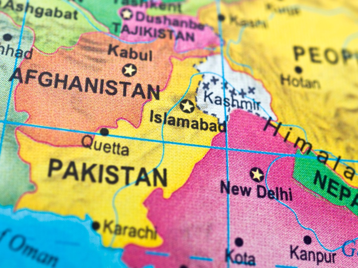 President Donald Trump has blamed Pakistan for failures in the continuing conflict in Afghanistan. Image: iStock/Juanmonino