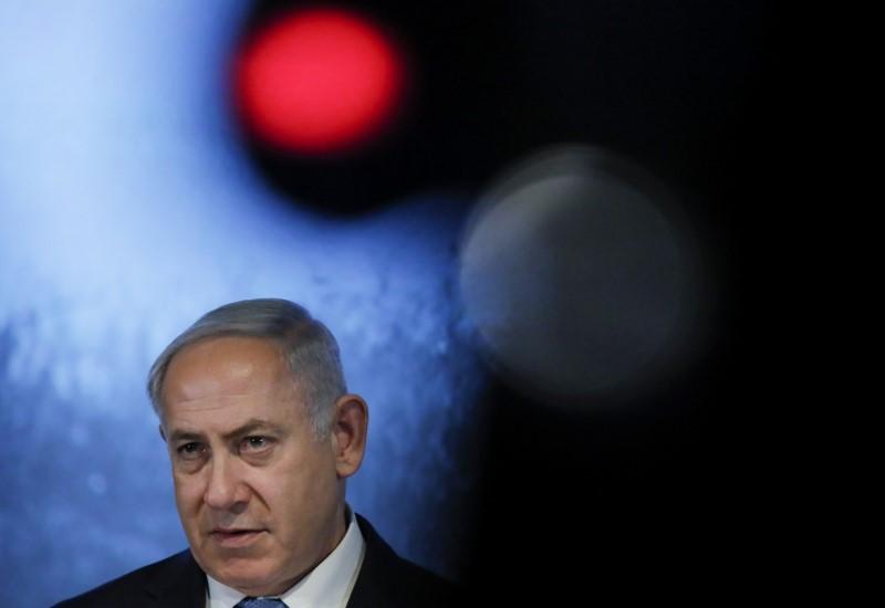 رئيس الوزراء الإسرائيلي بنيامين نتنياهوصورة: Reuters / Maxim Shemetov