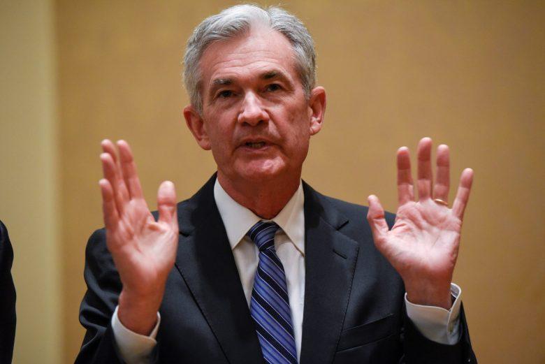 US Federal Reserve's Jerome Powell. Photo: Reuters / Sait Serkan Gurbuz