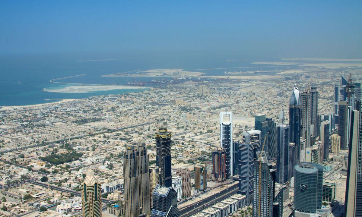 Dubai, UAE. Photo: Wikimedia Commons, McKay Savage
