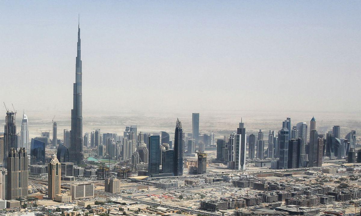 Dubai, UAE. Photo: Wikimedia Commons, Tim.Reckmann