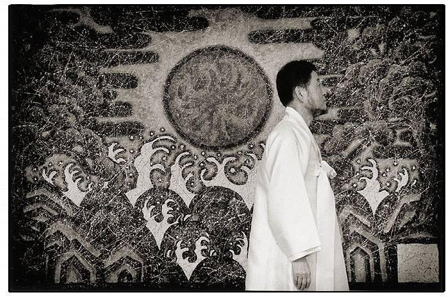Hwang Byung-ki. Photo: Courtesy of Han Mal-sook