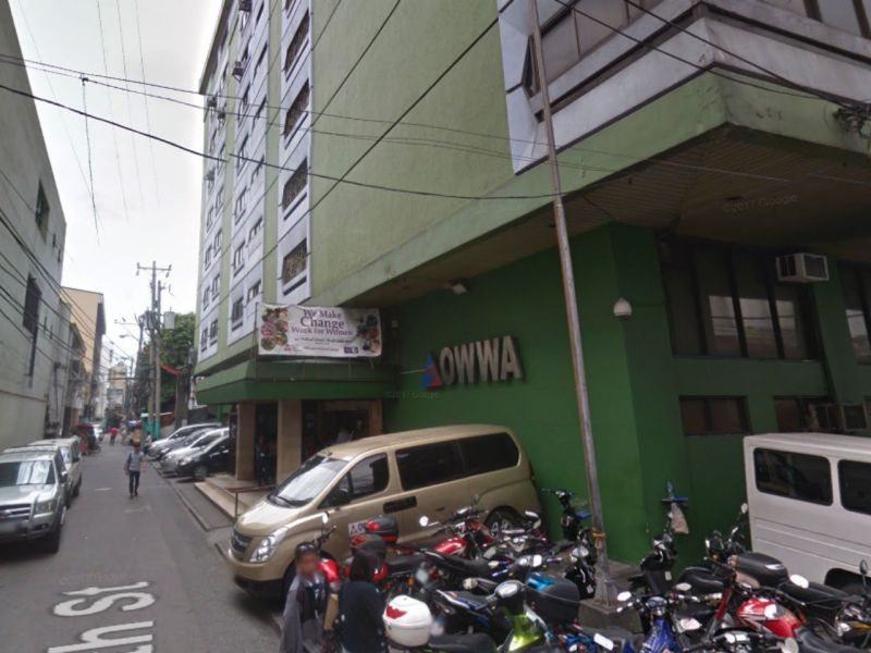 The main office of the Overseas Workers Welfare Administration in Pasay City, Philippines. Photo: Google Maps