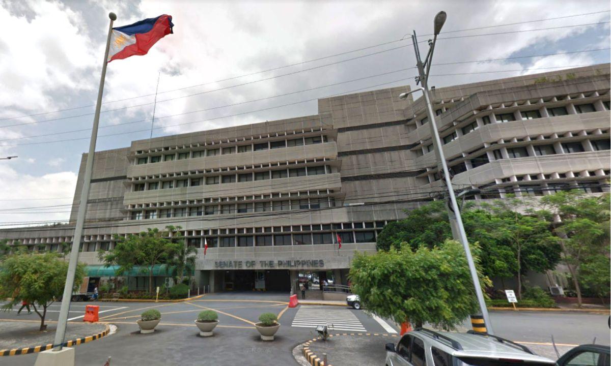 The Senate of the Philippines in Manila. Photo: Google Maps